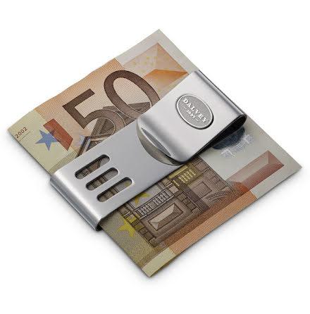 Dalvey Double Money Clip