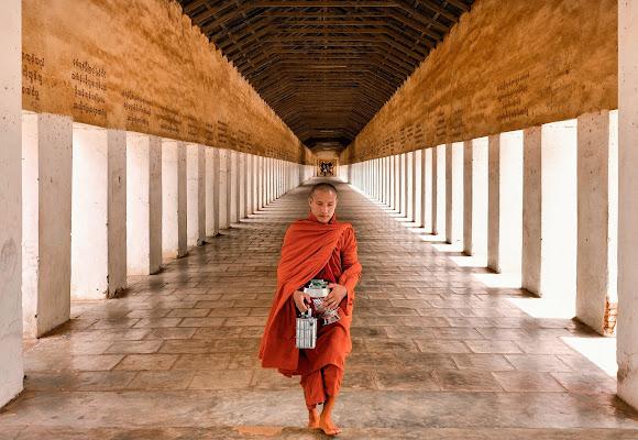 थेरवाद बौद्ध भिक्षु di tonino_de_rubeis