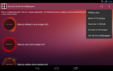 Ubuntu Clocks Collection screenshot 13