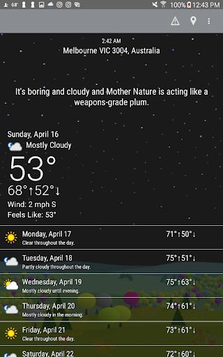 What The Forecast?!! screenshot 9