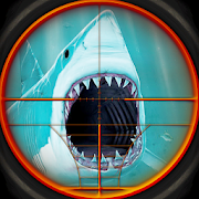 Hungry shark 3d world evolution:free shark hunting