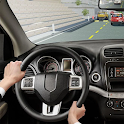 Modern POV Car Driving and Parking Simulator 3D icon