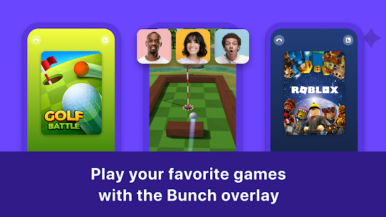 Bunch: Group Video Chat & Party Games 2