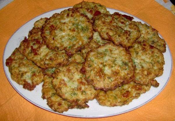 Zucchini Or Summer Squash Fritters Recipe