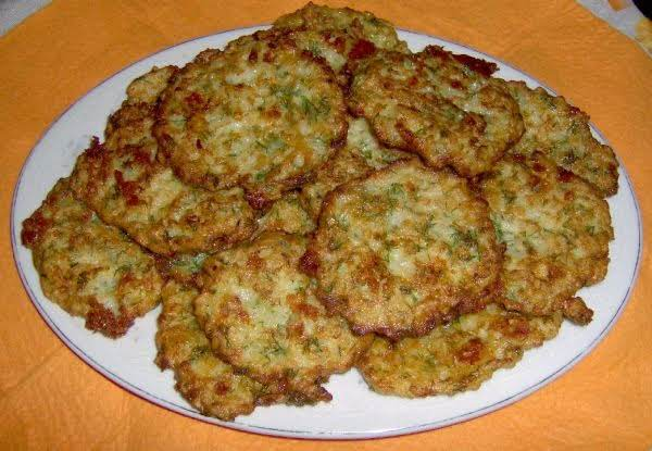 Zucchini Or Summer Squash Fritters Recipe