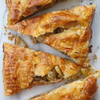 Apple Slab Pie.