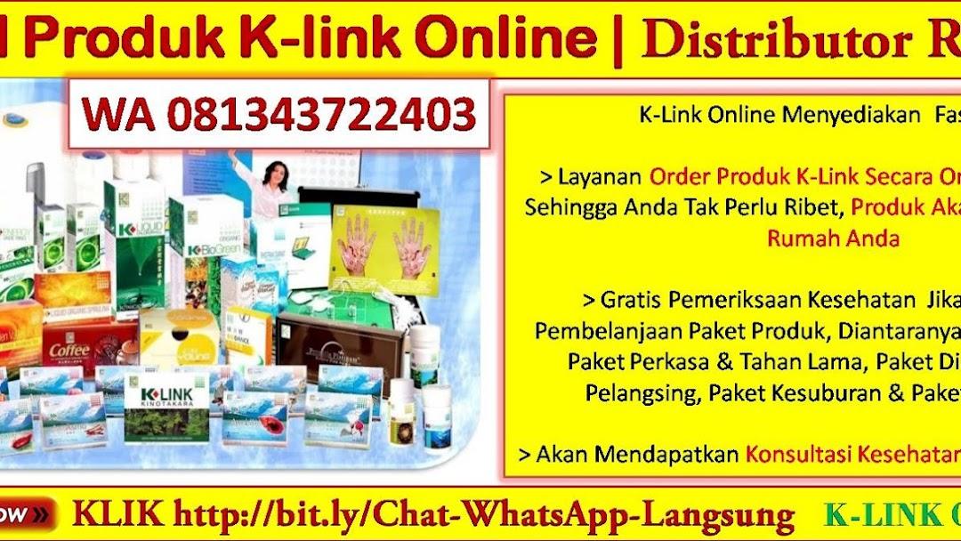 produk k-link indonesia untuk diabetes