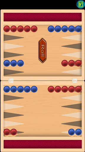 Backgammon  captures d'écran 5
