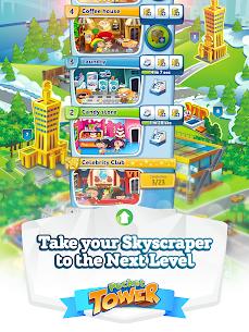 Pocket Tower: Building Game & Money Megapolis 8