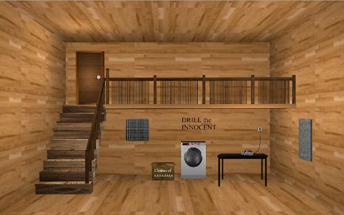 3D Escape Games-Puzzle Basement - náhled