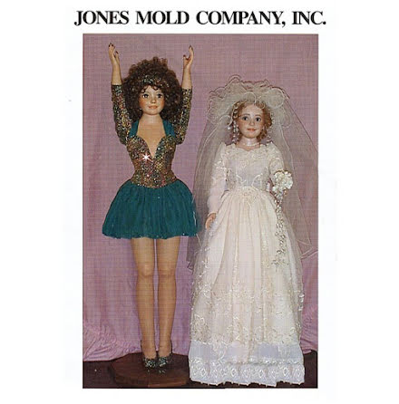 Jones Doll katalog