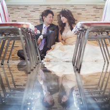Wedding photographer HUNG MING LIN (redmemory). Photo of 12.10.2015