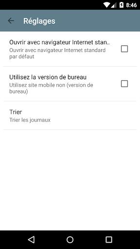 玩免費新聞APP|下載Les Journaux en Français app不用錢|硬是要APP