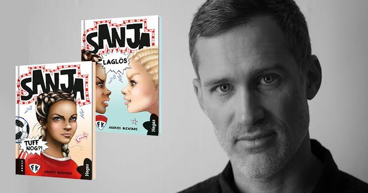 Anders Blentare: Jag gillar att hänga med Sanja