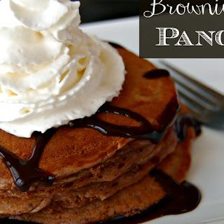 Brownie Batter Pancake.