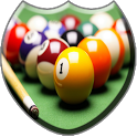 3D Billiards  & 8 Ball Pool icon