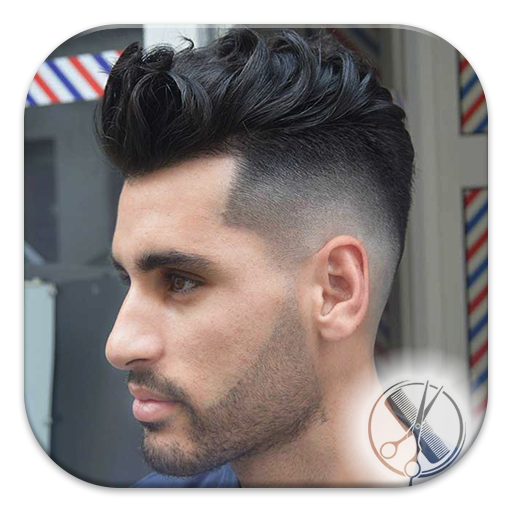 Trendy Hairstyle For Men New (app)