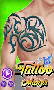 Tattoo Designs Studio- screenshot thumbnail