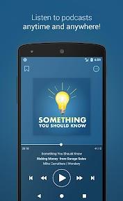 Podcast Go Aplicaciones (apk) descarga gratuita para Android/PC/Windows screenshot