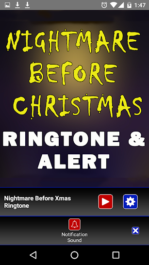 The Nightmare Before Christmas screenshot for Android
