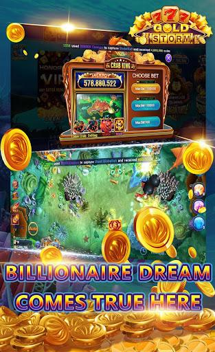 Gold Storm Casino - Asian Fishing Arcade Carnival 1.0.39 screenshots 4