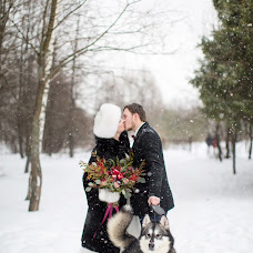 Wedding photographer Olga Sarka (Sarka). Photo of 16.02.2017