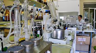 Laboratorio en las instalaciones del IFAPA en La Mojonera