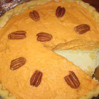 Albert Einstein's Sweet Potato Pie