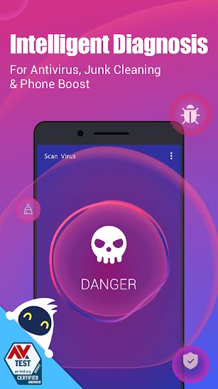 Security Master - Antivirus, VPN, AppLock, Booster screenshot for Android