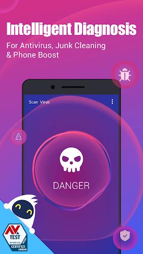 Security Master - Antivirus, VPN, AppLock, Booster Android App Screenshot
