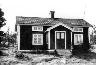 Photo: Spjutbacken 1940