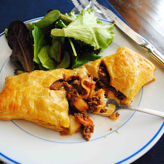 Puff Pastry Pasty.