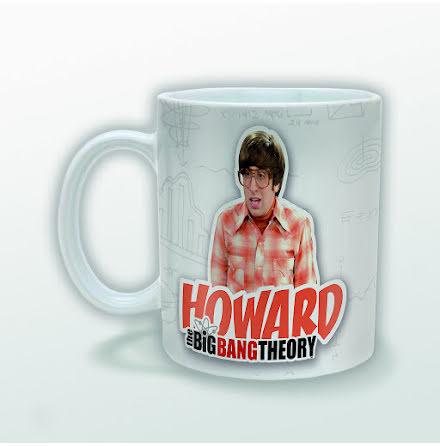 The Big Bang Theory - Howard - Mugg