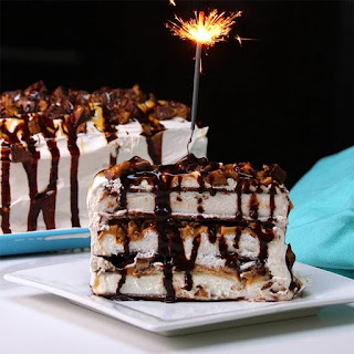 Reese's Ice Cream Cake Will Get Your Party Started!