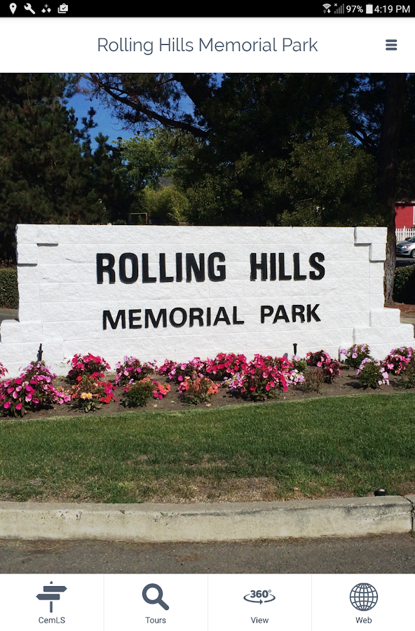 Rolling Hills Memorial Park- screenshot