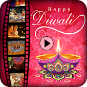 Diwali Photo Video Maker|Diwali Slideshow Maker