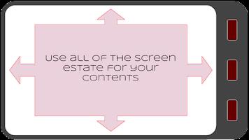 Screenshot of Full Screen Browser