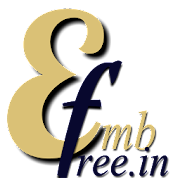EMB FREE - Embroidery design free download icon