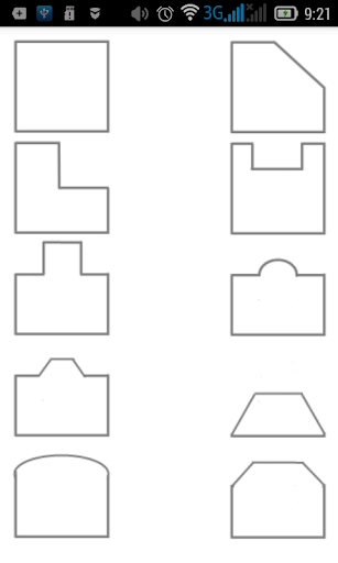 Калькулятор площади м2