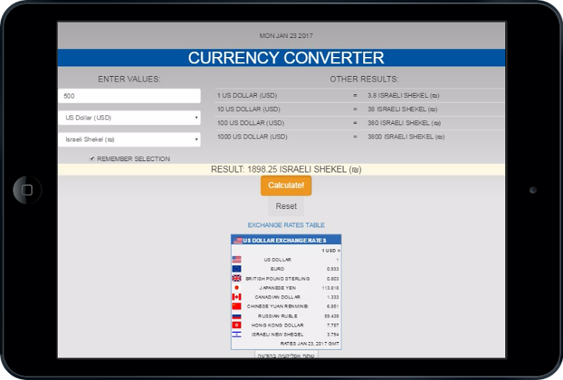 Currency Converter Easily+ Screenshot 5
