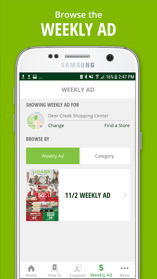 Download iPhone and iPad apps by Jo-Ann Stores, Inc., including JOANN - Shopping & Crafts.