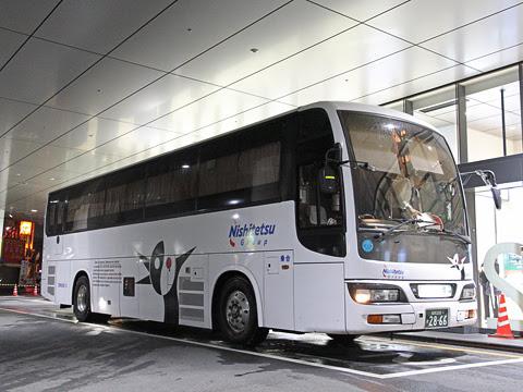 西鉄高速バス「桜島号」夜行便 4012