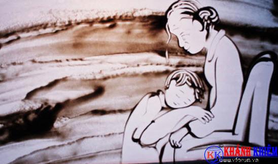 hình ảnh buồn về cuộc sống gia đình 06