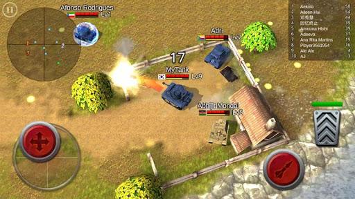 Battle Tank  astuce 1
