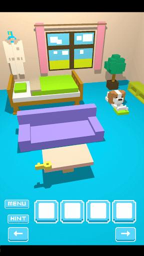 玩免費冒險APP|下載脱出ゲーム VoxelRoom ( ボクセルルーム ) app不用錢|硬是要APP