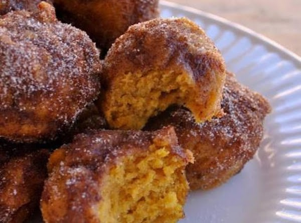 Pumpkin Poppers Recipe