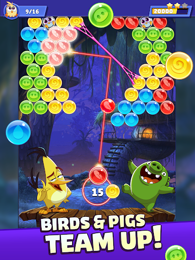 Angry Birds POP Blast 1.10.0 screenshots 8