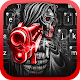 Blood Pistol Grim Reaper Keyboard Theme Download on Windows