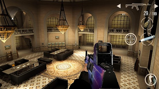 Modern Strike Online: Shooter, tiro! Screenshot