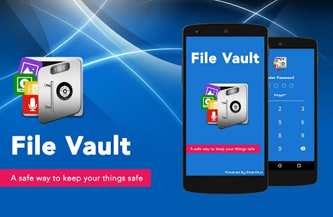 File Vault+Lock Photos,Videos- screenshot thumbnail